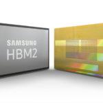 三星宣布推出 2 代 HBM2 顯示記憶體,比前一代整體效能提高 50%