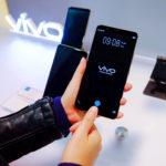 【CES 2018】vivo 全球首款螢幕下指紋識別手機 CES 2018 首次亮相