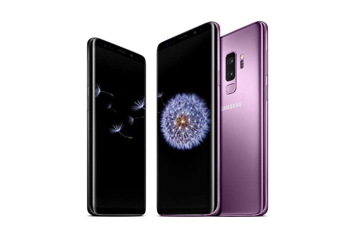 Galaxy S9 日本開賣,三星:日本智慧手機市占率力拚增至 10%