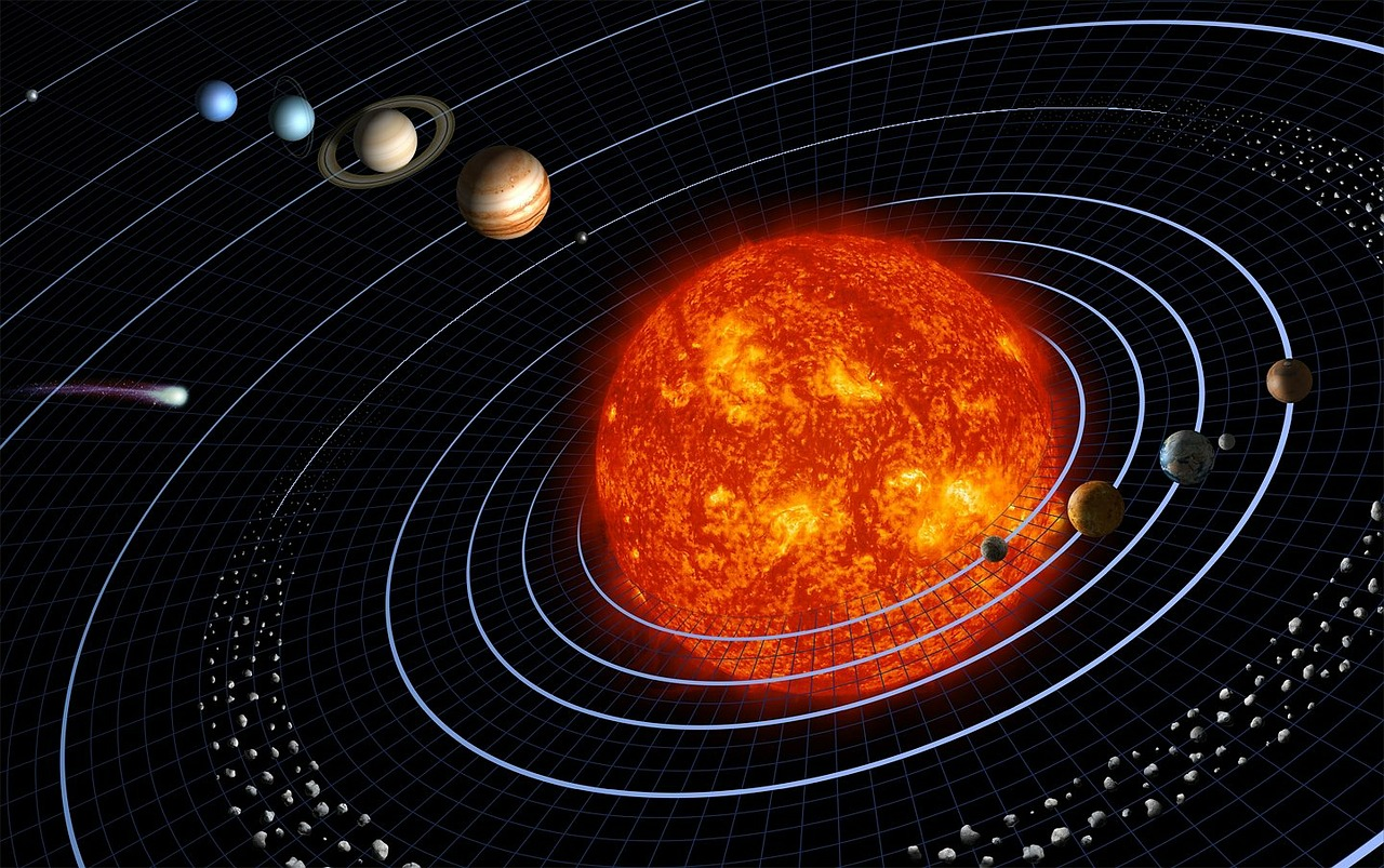 強力證據表明一個更大週期間接控制地球氣候,起因金星、木星引力拉扯地球軌道