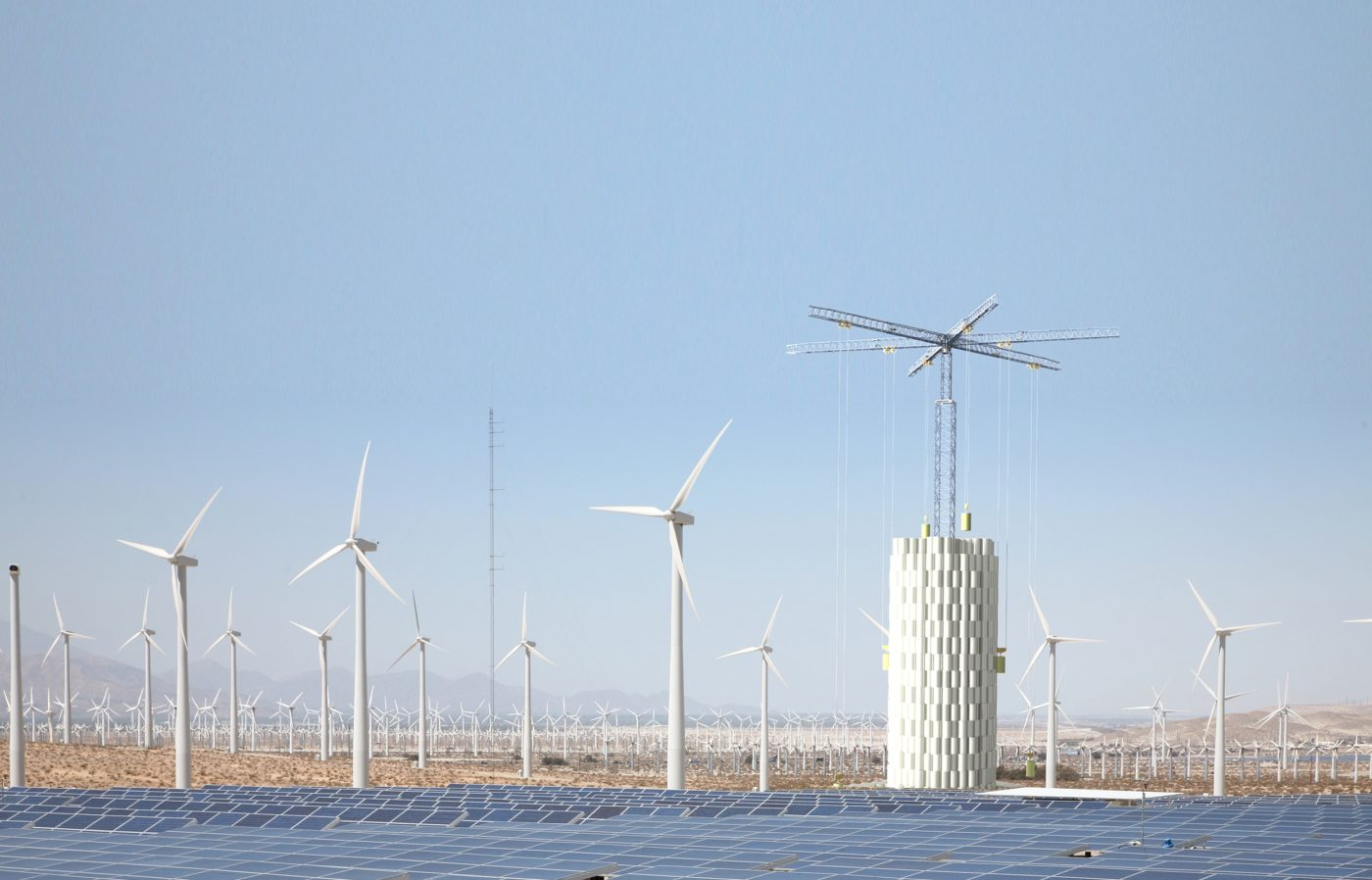瑞士新創研發水泥儲能塔,混凝土磚成另類位能巨型電池