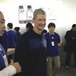 蘋果執行長 Tim Cook 突訪中國  重視運營商合作