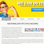 公民創新改造社會寫程式救國
