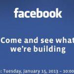 Facebook(又)即將發表自有品牌手機?