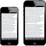 WSJ:蘋果已在規劃六吋大小的 iPhone