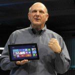Steve Ballmer:Surface產量過多