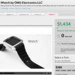 蘋果 iWatch 商標註冊在英美恐踢鐵板