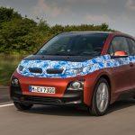 BMW 公布i3電動車部分資訊 續航距離為130~160公里