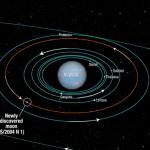 哈伯望遠鏡發現海王星第十四顆衛星
