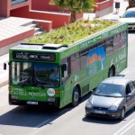 加泰隆尼亞奇想:公車變身空中花園