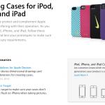 官方版 iPhone 5c/5s 外觀尺寸藍圖釋出