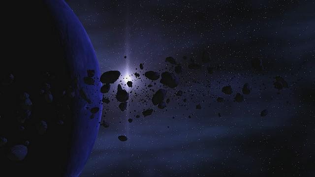 2032 年小行星撞地球?