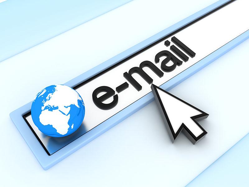「-」走入歷史,email 成各大媒體正式字