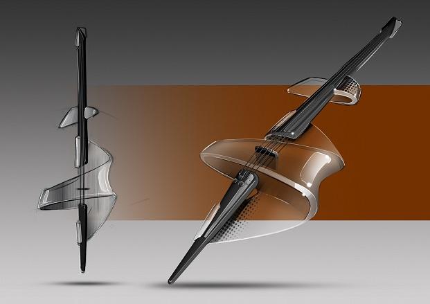 拜耳研發出互動大提琴原型——讓音樂眼見為實