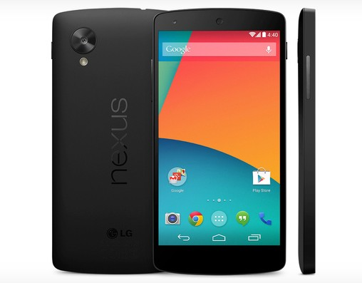 Nexus 5現身Google Play 349美元起售