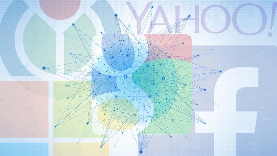 網路連線十強 Google 居首,中國網站竄起