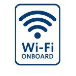飛機上全程使用 Wi-Fi 無線網路並無安全疑慮
