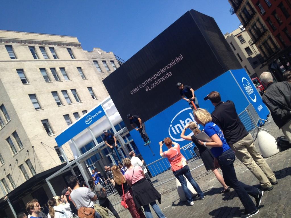 Intel 實體店面在紐約、芝加哥、洛杉磯開張
