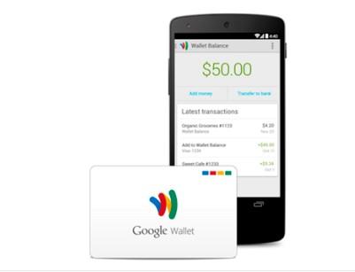Google Wallet 推出提款卡,可直接在 ATM 領現金
