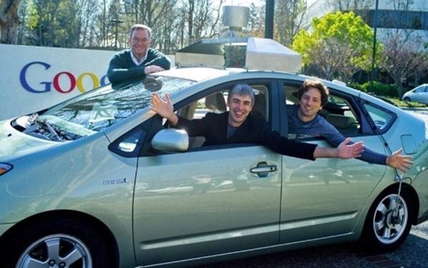 本田汽車首席工程師:Google汽車無人駕駛技術20年前就有