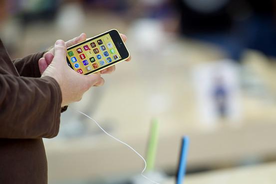 Canalys:2013Q3蘋果iPhone重回中國智慧型手機市場前五