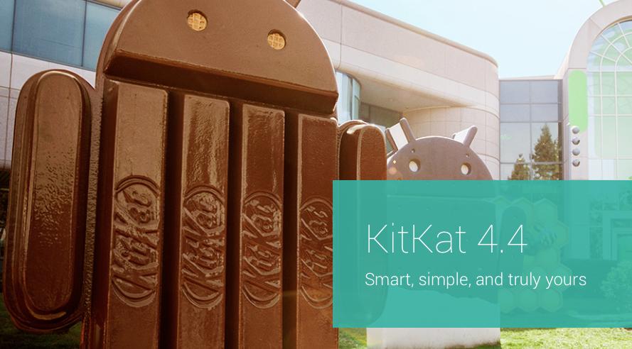 Google 正式釋出 Android 4.4 KitKat 升級檔案