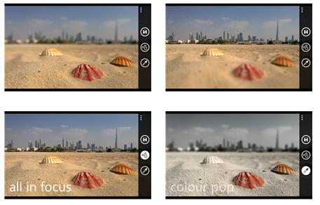 Nokia 推出 Refocus App 拍照再也不怕失焦