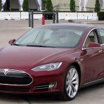Tesla Model S 耐撞性獲五星評級 股價大漲 5.5%