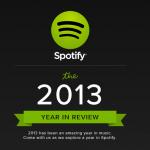 Spotify 年度風雲榜 公布2013最受歡迎樂曲與歌手 五月天獲最受歡迎樂團與專輯殊榮 成最大贏家!