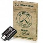 Mach Xtreme Technology 推出郵票尺寸 DIY 系列 SSD 產品