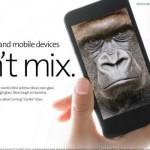 刷手機不怕髒,康寧於CES 2014展出抗菌玻璃
