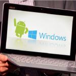 Intel 將於 CES 發表能同時執行 Windows 與 Android 的混血 PC