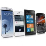 三星、蘋果智慧型手機市佔降,聯想幾乎追上華為