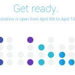 2014 年 Google I/O 大會門票需搖號