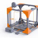 3D 列印只能印小物?1 公尺高傢俱也能印