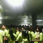 三星中國代工廠員工大罷工