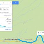 順應自行車迷需求,Google 地圖自行車路線標示海拔高度