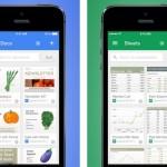 辦公室軟體行動版角力,Google 文件、試算表也推 iOS App 版