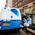 Google 快捷車穿梭美大城市, 搶當線上購物龍頭