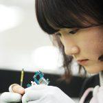 三星 Galaxy 手機生產中心員工多為年輕女性