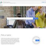 再添新服務,Google 開始測試網域名稱申請