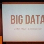Big data 是什麼?《大數據》作者麥爾荀伯格為大家解惑(贈書活動截止))