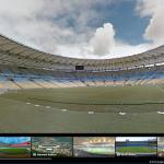 巴西世界盃場館,Google 街景先睹為快