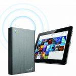 Seagate 發表全新強化功能之無線外接硬碟, 提供雲端備份與儲存