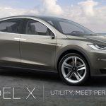 特斯拉休旅車 Model X 明年初量產、鷗翼車門超搶眼