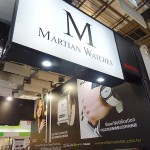 【Computex 2014】Martian Watch,智慧腕帶與手錶的時尚組合