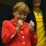 德國隊摘冠,梅克爾還有 GDP 魔咒待克服
