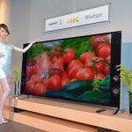 日薄型電視 2014 年出貨結束連 3 降、12 月創近 2 年新高