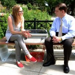 Boston 公園長椅大變身,化身環境資訊播報器