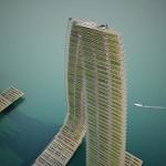 浮在水上的植物大廈,讓新加坡人能吃到在地食材